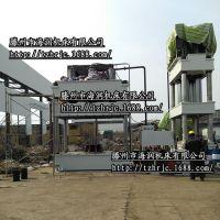 驻马店定制 Y32-630吨四柱汽车配件成型油力机 金属配件成型压力机 海润机床