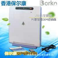 家用空气净化器除烟除尘加氧负离子清新技术冷触媒活性炭去污染