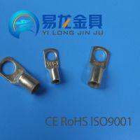 供应冷压接线端子 窥口铜接线端头 SC25-8铜冷压端子 CE ROHS认证