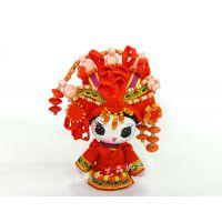 厂家直销 云南少数民族娃娃手工木偶批发 精灵民族娃娃(中号)