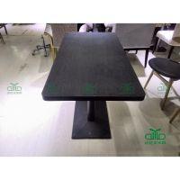厂家直销 仿火板实木桌子质量优先 欢迎定做 运达来
