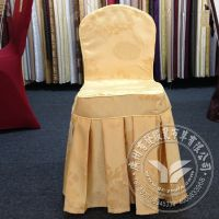 2015年工厂生产 欧式餐桌布餐椅套 涤纶婚庆椅子脚套 生产批发