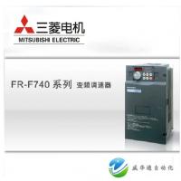 三菱变频器选型手册 FR-F740-11K-CHT说明书