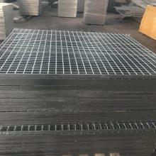 厂家定做湖州钢格板 Q235材质抗压高腐蚀防滑热镀锌湖州钢格板厂 热镀锌平台走道钢格栅板 钢制格栅板