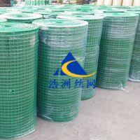 养鸡场专用铁网 山坡养殖铁丝网 圈地种植荷兰网 浩洲养鸡围栏网