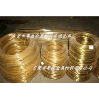现货批发H59环保防锈黄铜线 QSn8-0.3锡青铜带 国标H65拉花黄铜管