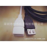 深圳创伟 供应上海USB A母转MINI5P数据传输线 10CM 信息化产品系列
