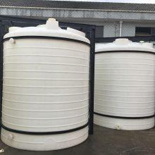 北京2立方塑料水箱 君益2000L塑料储罐厂家报价