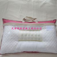 热销供应皇家玉石枕加热枕颈椎理疗托玛琳保健枕