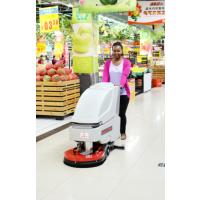 洗地机S450B 70kg手推式洗地机青岛川亿品牌贝纳特