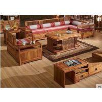 刺猬紫檀新中式沙发新中式款式名琢世家品牌