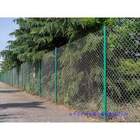 沃达供应勾花网围栏 包塑勾花网