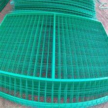 公路防护网 焊接网片 动物园围网