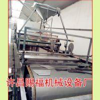 许昌赐福 新型多功能 包装不锈钢 节能腐竹油皮机