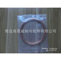 大量生产高纯度耐用毛细铜管 青岛铜管 空调制冷配件
