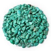 绿松石碎石 小颗粒松石 批发原石 佛教七宝石