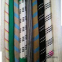 (美联)直销绳网带 高强耐磨登山绳 尼龙绳,电力牵引绳 速降绳