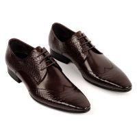 外贸男士欧版正装皮鞋进口牛皮打造结婚鞋真皮男鞋工作鞋高档