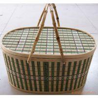 供应竹篮 水果篮 食品包装篮