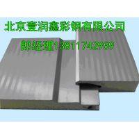 隔音聚氨酯夹芯板50mm厚夹芯板价格