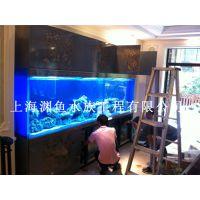 大型鱼缸/海水鱼缸 制造厂家
