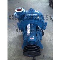 深圳砂砾泵10/8F-G砂砾泵检修 单泵壳耐磨砂砾泵