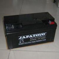 东洋蓄电池价格12V100AH质保三年尺寸介绍
