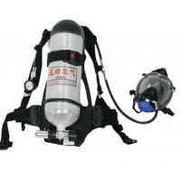 新疆佳琪隔离正压式空气呼吸器、空呼器,石油炼化场制氢站抢修导管式猪嘴面罩