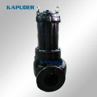 QW型潜水排污泵选型方法及注意事项 凯普德污泥泵