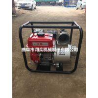 2寸多功能抽水泵 品种齐全抽水泵 完善服务吸水泵