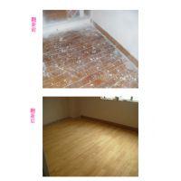 深圳室外木地板翻新施工