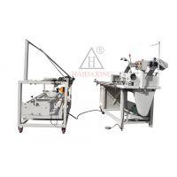 全自动/电动45度折边迷你工业缝纫机(皮革加工设备)13773287755