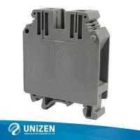领臻电气 正品 JUT1-35大电流轨道式螺钉端子 UL认证 现货