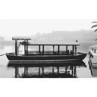 木船摇啊摇/摇到外婆桥浙江山东摇橹船观光客船
