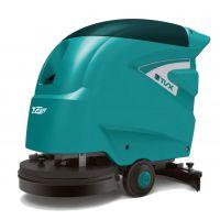 供应TVX牌绿色环保人体工程学电瓶洗地机T45/450