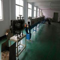 鼎隆螺杆式65型硅胶编织管挤出机设备