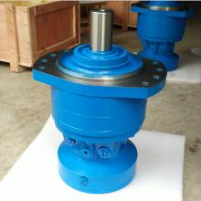波克兰MSE08-0-113-F05煤矿刮板输送机械乳化液压马达带制动器