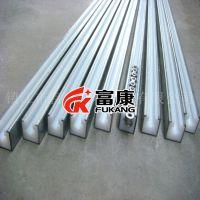 外包镀锌钢30*30方钢耐磨5分链条导轨
