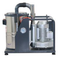 机床厂用打磨配套工业吸尘器专用吸打磨粉尘粉末吸尘器