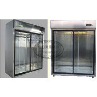 挂肉柜生鲜肉挂肉展示冷柜立式玻璃门挂肉柜定做挂肉柜尺寸佳伯生产厂家