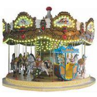 16座转马 儿童乐园梦幻转马 户外大型儿童游乐设备设施