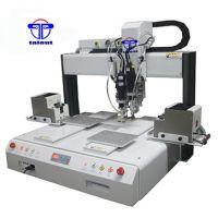 TLD5331R自动螺丝机 吸附式双批双Y螺丝机 各领域锁螺丝机器人精准四轴