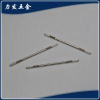 厂家专业提供五花轴微型轴心 轴心孔