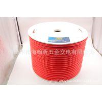 厂家直销欧维尔12*8  PU气管 PU软管 TPU气动管 PU弹簧管 红色