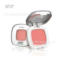 韩国BOB臻颜粉漾腮红 正品彩妆胭脂 橘色粉色裸色批发 045178