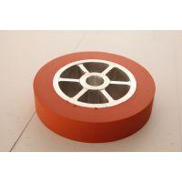 塑料地板热转印机专用热转烫金硅胶棍