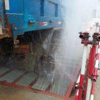 南昌煤矿自动清洗设备 工地洗车台