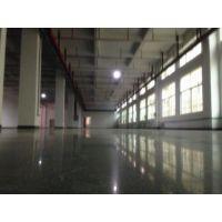 南宁六景工业区金刚砂耐磨地坪--金刚砂硬化翻新--耐磨地坪起灰处理