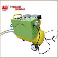 智能脉冲地热清洗污水乱喷可遥控地暖清理设备水暖管清理机