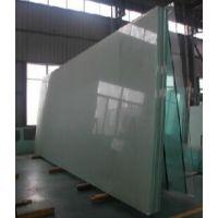 娱乐风洞专用弧形弯钢化玻璃